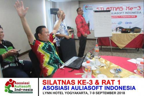 Silatnas ke-3 (2018) Yogyakarta